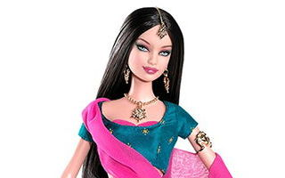 Diwali Barbie 2006