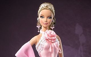 Badgley Mischka Barbie 2006