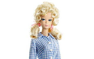 The Beverly Hillbillies Barbie 2010