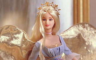 Angel of Peace Barbie 1999