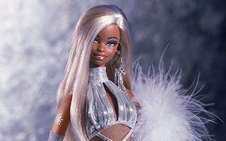 Gone Platinum AA Barbie 2001