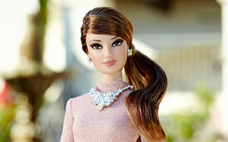 The Barbie Look Party Perfect Doll