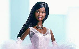 Barbie African-American Doll 2002