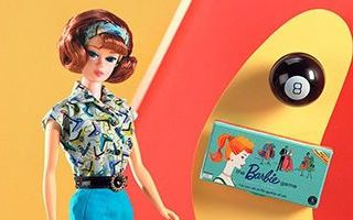 Cool Collecting Barbie 2000