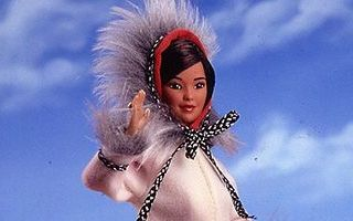 Eskimo Barbie 1st Edition 1982