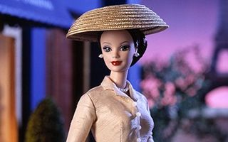 Christian Dior Barbie / Кристиан Диор Барби