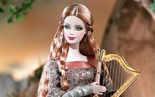 The Bard Barbie 2004