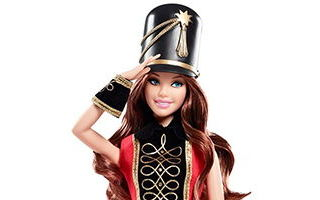FAO Schwarz 150th Anniversary Barbie 2012 (brunette)