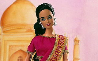 India Barbie 2nd Edition 1996