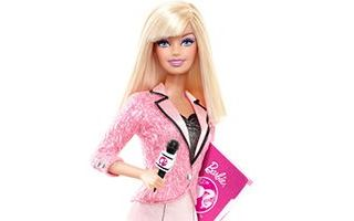 Barbie I Can Be… News Anchor Doll 2010