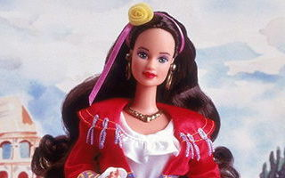 Italian Barbie 2nd Edition 1993