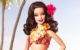 Hula Honey Barbie 2006