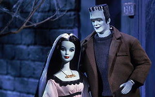 The Munsters Giftset 2001