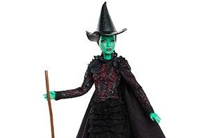 Wicked Elphaba Barbie 2018