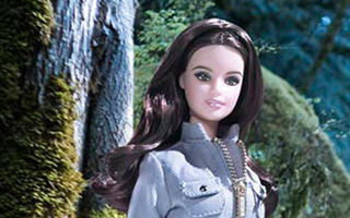 Twilight Bella Barbie 2009
