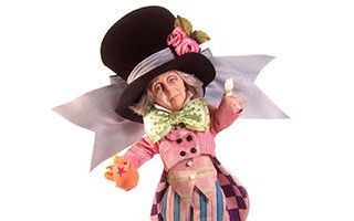 Mad Hatter Doll 2007