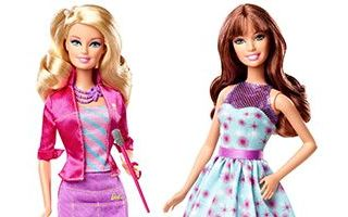 Barbie I Can Be… Makeup Artist 2 Pack 2013