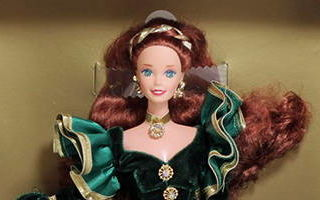 Evergreen Princess Redhead Barbie 1994 (Disney Convention Exclusive)