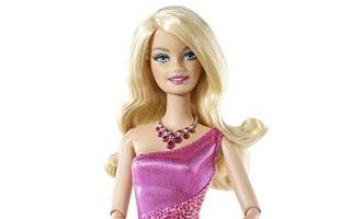 Barbie Fashionistas Swapin Styles Glam Doll with Pet 2010