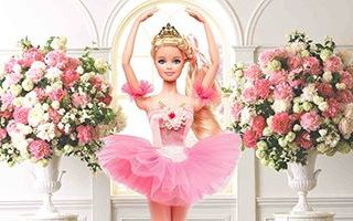 Ballet Wishes Barbie Doll 2018