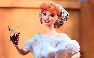 Lucy's Italian Movie Barbie 2000