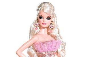 Holiday Barbie 2009 (Blond)
