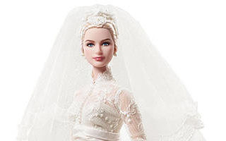 Grace Kelly The Bride Doll 2011