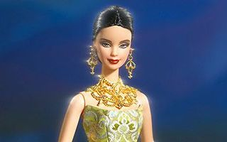 Exotic Beauty Barbie 2002