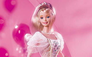 Birthday Wishes Barbie 1999