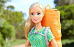 Camping Fun Rock Climber Barbie 2017