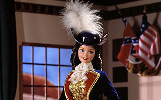 Patriot Barbie 1997