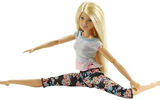Made to Move Yoga Barbie 2018