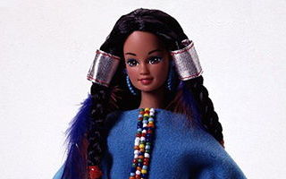 Native American Barbie 2nd Edition 1994
