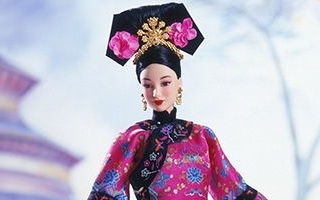 Princess of China Barbie 2002