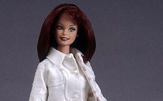 Nicole Miller City Shopper Barbie 1996