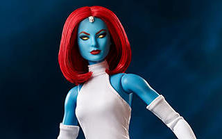 Marvel Mystique Barbie 2019