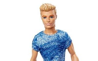 Barbie Fashionistas Doll Ken Denim Blues 2016