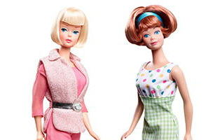 Barbie and Midge 50th Anniversary Gift Set 2013