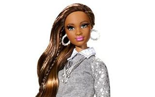 Barbie Glam Luxe Style Grace Doll 2015