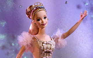 Barbie Doll as the Sugar Plum Fairy 1997