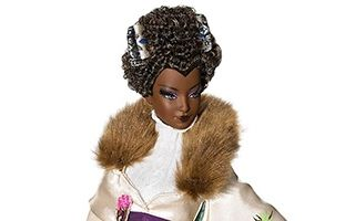 Ayako Jones Barbie by Byron Lars
