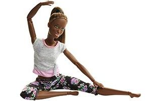Made to Move Yoga Barbie (AA) 2018