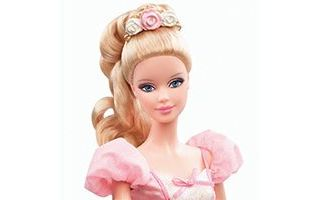 Ballet Wishes Barbie Doll 2014