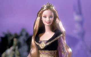 Princess of the French Court Barbie 2001