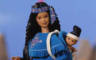 American Indian Barbie 2nd Edition 1997
