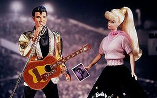 Barbie Loves Elvis Giftset 1997