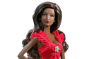Go Red For Women AA Barbie 2007