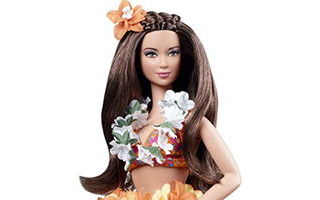 Hawaii U.S.A. Barbie 2012