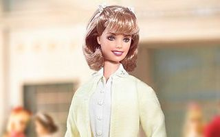 Barbie as Sandy from Grease 2004