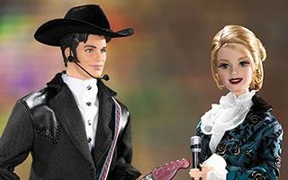 Barbie & Kenny Country Duet Set 1999